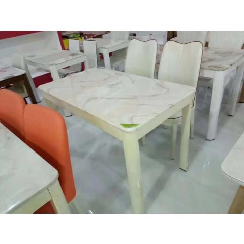 胜芳餐桌批发 理石餐桌 理石餐台 欧式餐桌 欧式餐台 简约餐桌 小户型理石餐桌 理石餐桌椅组合 餐厅家具 欧式家具 餐厨家具四通家具