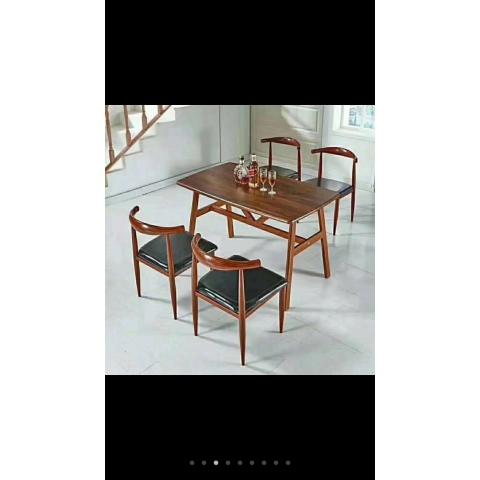 胜芳餐桌椅批发 复古式餐桌椅 实木餐桌椅 主题餐桌椅 转印餐桌椅 钢木家具 快餐桌椅 休闲家具 伟达家具
