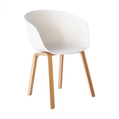 北欧椅子酒吧创意休闲椅咖啡店洽谈椅现代简约家用接待椅卧室书椅标典家具