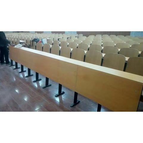 胜芳学生排椅 连排椅 多媒体教师椅 阶梯教室椅 培训椅 报告厅椅 自动翻板椅 公共座椅批发  强利福家具