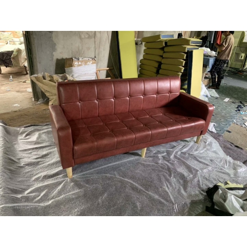 北欧风格,布艺沙发,皮革沙发床,简易沙发