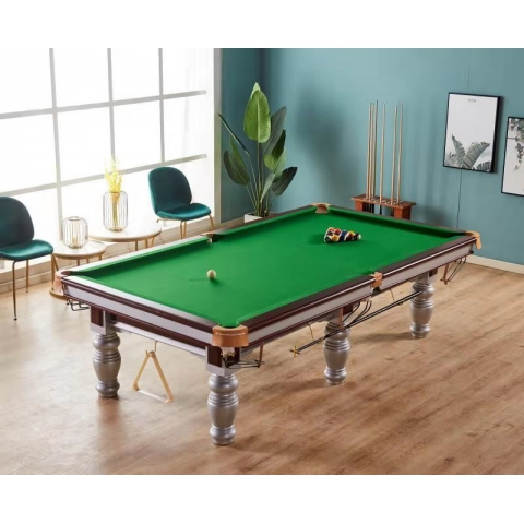 胜芳批发台球桌 桌球 斯诺克球桌、美式落袋、九球桌、开伦球桌  鹏程家具