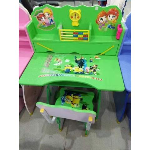 儿童课桌椅批发 儿童学习桌 学习课桌椅 儿童书桌 多功能儿童桌 儿童写字台 儿童写字桌 防近视书桌 可升降儿童课桌 儿童家具