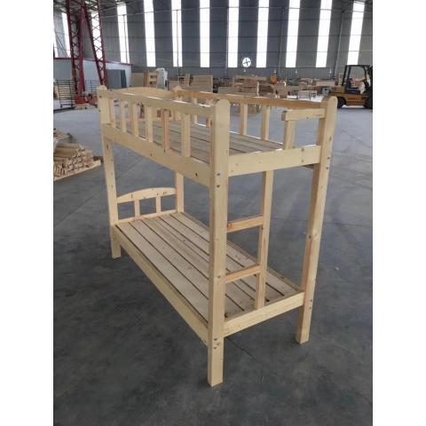 实木床两折床折叠床儿童床公寓床