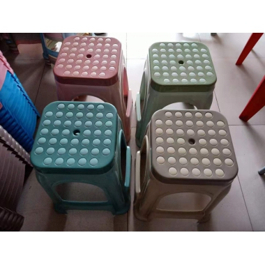 万博Manbetx官网塑料凳子批发 加厚成人家用餐桌凳 高凳子 小板凳 方凳 圆凳  简易万博manbetx在线 金兴万博manbetx在线