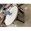 胜芳家具批发 餐桌 玻璃餐桌 玻璃餐台 欧式餐桌 欧式餐台 简约餐桌 小户型玻璃餐桌 餐厅家具 欧式家具 广瀛家具