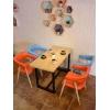 胜芳餐桌椅批发 复古式餐桌椅 主题餐桌椅 转印餐桌椅 钢木家具 快餐桌椅 休闲家具 会所家具 365体育娱乐手机网址家具 奥宁家具