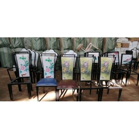 胜芳复古主题家具批发 中国风圆坐椅软包椅 牛角椅 太师椅 叉背椅中国风椅 中式椅 餐椅 曲木椅 酒店椅 围椅 休闲椅 A字椅 泽邦酒店家具