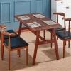 胜芳家具批发腾凯家具批发各种桌面大小方桌圆桌餐桌餐椅各种桌架