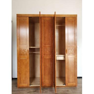 胜芳家具批发 衣柜 木质衣柜 板式衣柜批发 现代简约衣柜 卧室家具 罗纳尔家具