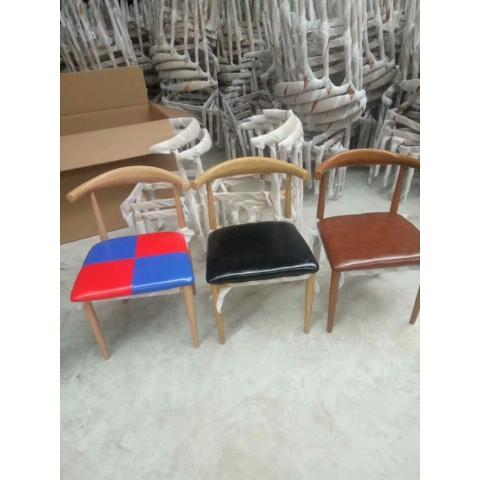 胜芳餐椅批发简约现代实木餐椅家用靠背休闲餐厅酒店咖啡厅酒店椅创意家具快餐椅子实木餐椅A字椅仿古椅恒友家具