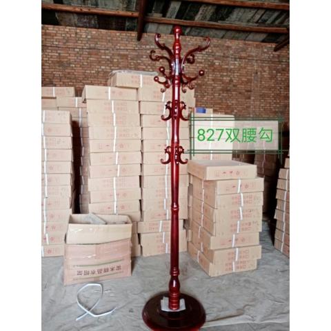 泽毅实木衣架主要生产门厅衣架卧室衣架腊木衣架桦木衣架铁管衣架