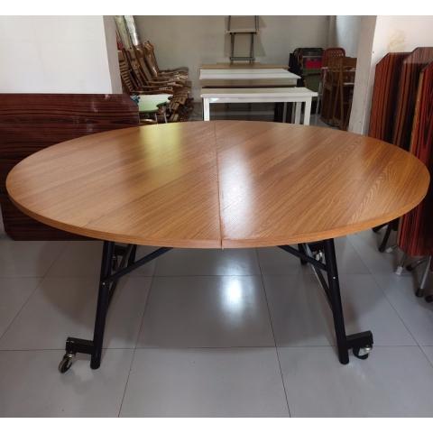 胜芳折叠桌批发 手提桌 方圆桌 折叠桌 木质折叠桌