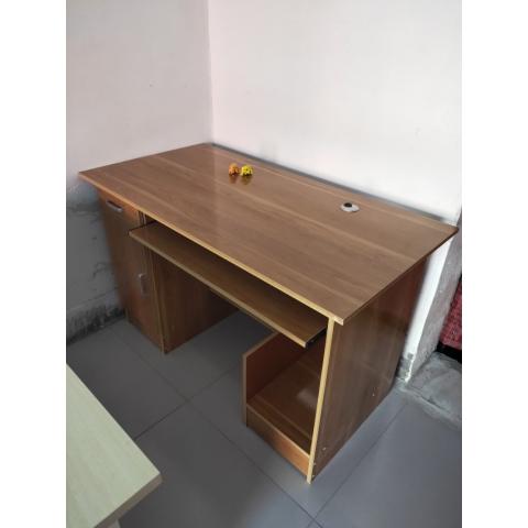 胜芳办公桌批发 办公电脑桌 职员桌 员工桌 写字台 带抽屉办公桌 办公家具 胜发家具