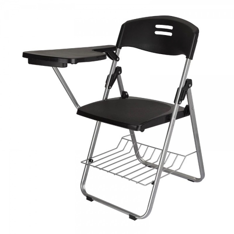 万博Manbetx官网折叠椅批发 塑料椅 写字板椅 9018椅 折叠椅 家用会客椅  电脑椅 办公椅 培训椅 会议椅 华特万博manbetx在线