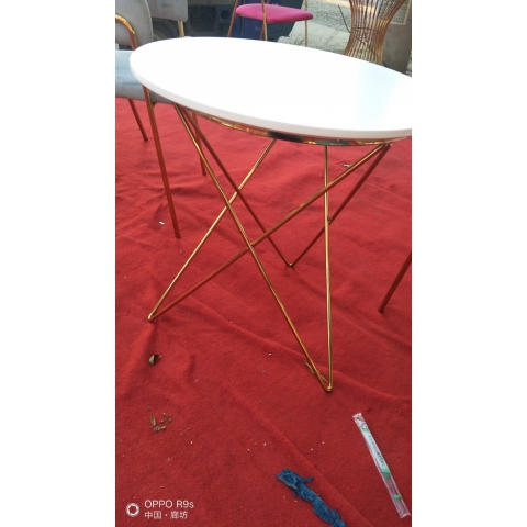万博Manbetx官网休闲轻奢桌椅批发,咖啡桌椅,网红桌椅,洽谈,接待桌椅,钛金桌椅,北欧钛金桌椅,可来样定做,翰森万博manbetx在线厂欢迎你