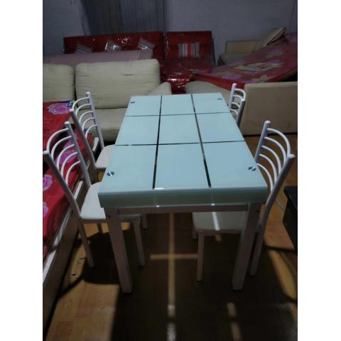 万博Manbetx官网玻璃餐桌批发 玻璃餐桌 玻璃餐台 小户型餐桌 钢化玻璃餐桌 折叠餐桌 大圆桌 餐厅万博manbetx在线