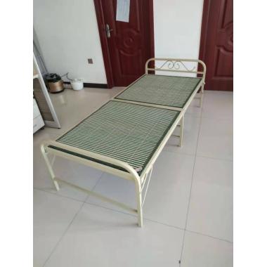 胜芳床铺批发欧式床 铁床 铁艺床 双人床 双人床 折叠双人床 铁艺双人床 双人板床 金属床 卧室家具 欧博瑞家具