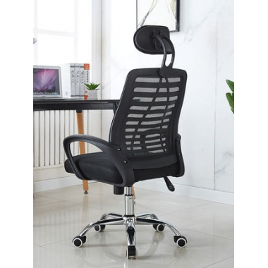 赛森椅子靠背电脑家用升降办公转椅舒适经济型宿舍大学生电竞座椅