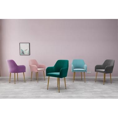 北欧ins网红椅子家用卧室书桌凳子简约梳妆台化妆椅轻奢靠背餐椅