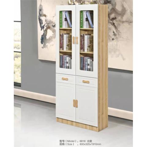 胜芳餐边柜酒柜批发 展示柜 收纳柜 储物柜 资料柜 置物柜 木质文件柜 书房家具 办公家具 日上家具