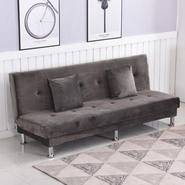 懒人沙发床卧室阳台简易小户型房间单人沙发可折叠双人迷你创意椅