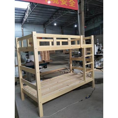 实木床上下床儿童床公寓床折叠床