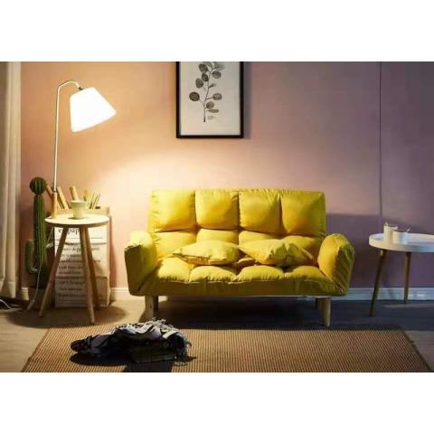 胜芳懒人沙发批发 多功能折叠沙发
