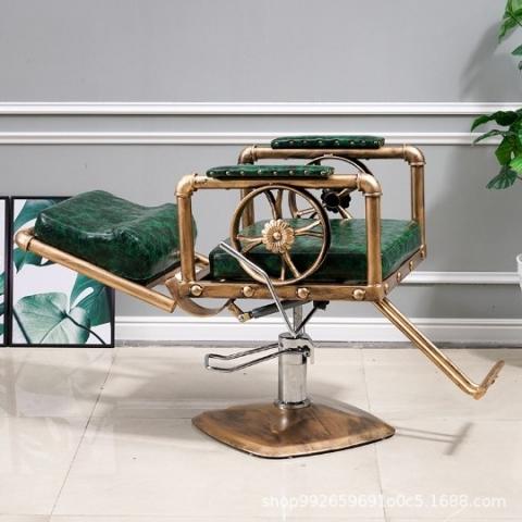 理发椅美发椅 美容椅 师傅椅 理发椅 高脚椅 升降椅 KTV前台椅 靠背酒吧椅 鑫美耐家具