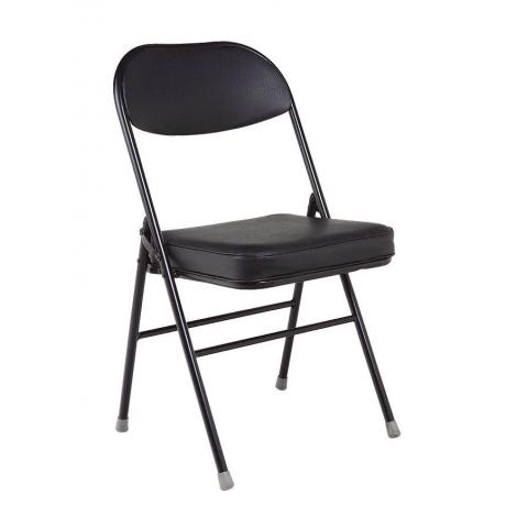 胜芳折叠椅批发 大背椅 天坛椅质量折叠椅 家用会客椅  电脑椅 办公椅 培训椅 会议椅 华特家具