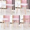 胜芳家具批发咖啡椅 伊姆斯 创意椅 塑料凳 设计师椅 时尚简约 休闲椅 伊姆斯椅子 餐厅家具 书房家具 休闲家具 扣椅   五月家具
