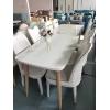 胜芳餐桌批发 餐台 欧式餐桌 欧式餐台 简约餐桌 小户型餐桌 餐桌椅组合 餐厅家具 欧式家具 餐厨家具批发 华美家居