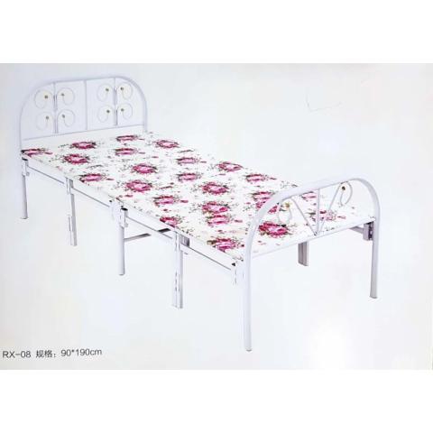 万博Manbetx官网床铺批发 折叠床 单人床 铁艺折叠床 双人床 四折床 午休床 折叠椅 行军床 简易床 铁质板床 板床批发 融兴万博manbetx在线