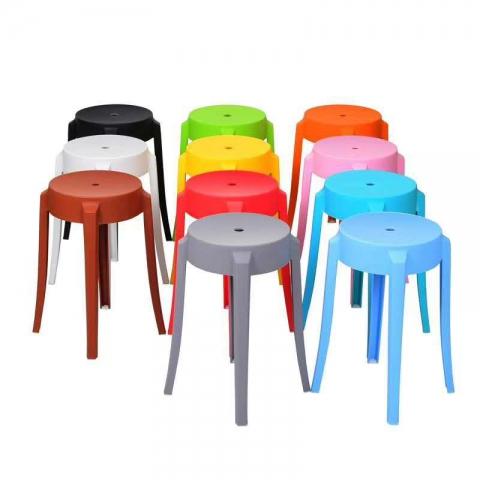 胜芳家具批发咖啡椅 伊姆斯 创意椅 塑料凳 设计师椅 时尚简约 休闲椅 伊姆斯椅子 餐厅家具 书房家具 休闲家具 扣椅 鑫隆发家具
