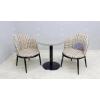 胜芳澳典家具休闲椅 北欧主题桌椅 洽谈桌椅 咖啡桌椅 咖啡台围椅