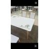 万博Manbetx官网餐桌批发 玻璃餐桌 玻璃餐台 小户型餐桌 钢化玻璃餐桌 热弯玻璃餐桌 时尚简约 餐厅万博manbetx在线 餐厨万博manbetx在线批发  宏喜万博manbetx在线