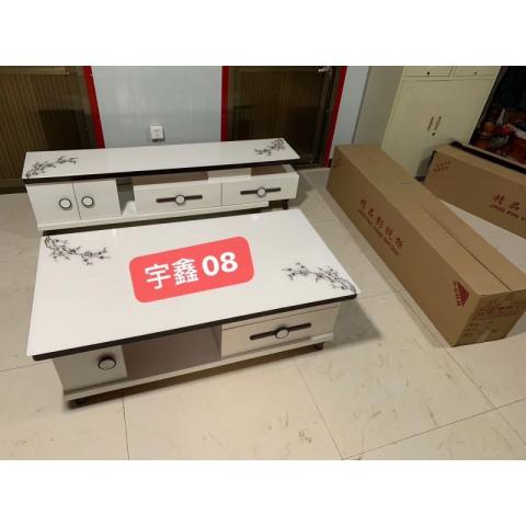 宇鑫家具,板式茶几电视柜
