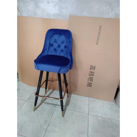 胜芳酒吧椅批发 酒吧台椅子 复古美式吧椅 高脚椅凳 KTV前台椅 高脚椅 吧台凳 理发椅 靠背酒吧椅 升降椅 中合盛家具