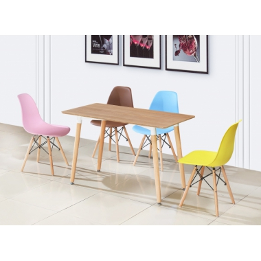胜芳餐桌椅批发 复古式餐桌椅 主题餐桌椅 转印餐桌椅 钢木家具 快餐桌椅 休闲家具 会所家具 酒店家具 桐欣家具