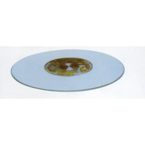 胜芳转盘批发 玻璃转盘 餐桌转盘 桌面转盘 实心大转盘 钢化玻璃转盘 酒店家具 鑫潮家具