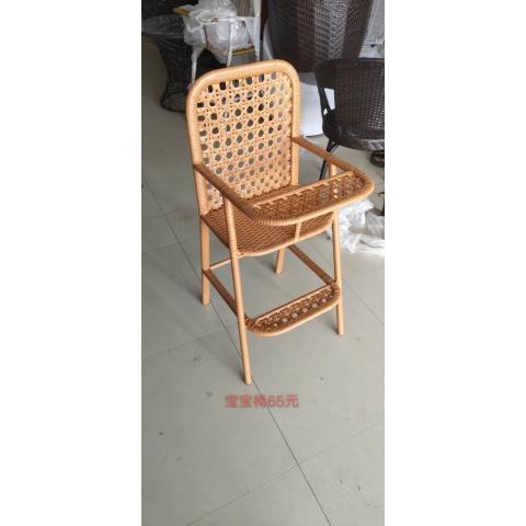 胜芳童椅批发 宝宝椅 藤制宝宝椅 儿童椅 便携式宝宝椅 藤椅宝宝椅 木艺宝宝椅 折叠宝宝椅 儿童家具 匠邦家具