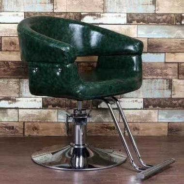 胜芳家具批发 理发椅美发椅 美容椅 师傅椅 理发椅 高脚椅 升降椅 KTV前台椅 靠背酒吧椅  宝山家具