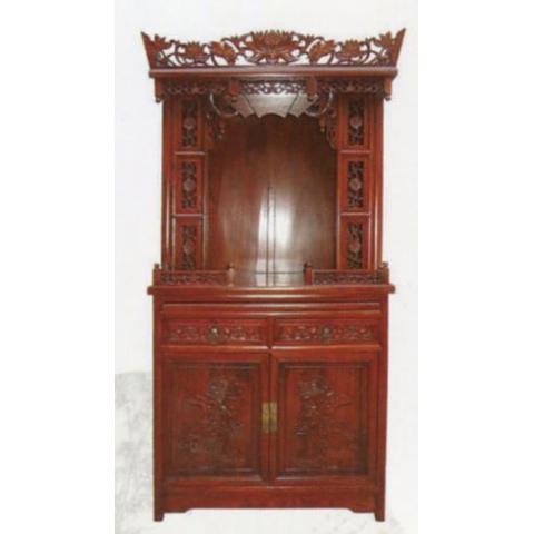胜芳家具批发 古典家具 贡桌 供桌 实木供桌 佛龛 实木家具 中式家具 榆香阁家具