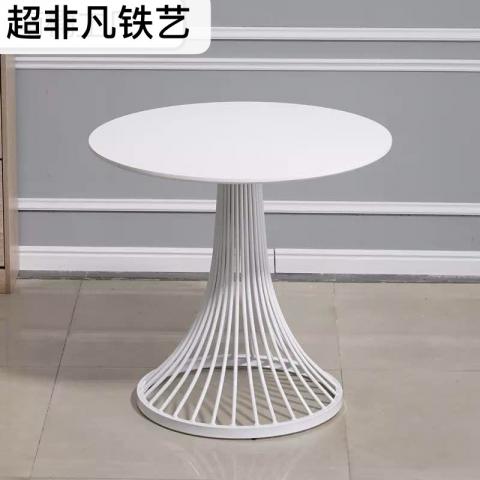 胜芳咖啡台批发 咖啡桌 咖啡台 钢化玻璃洽谈桌 组合桌椅 非凡家具