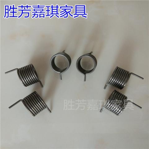 【嘉琪家具】厂家直供阶梯教室排椅配件 老式排椅弹簧
