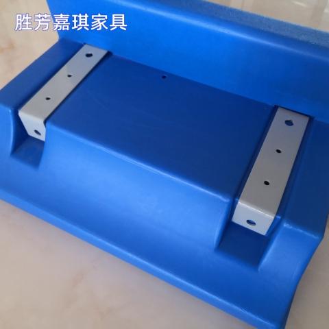 【嘉琪家具】U型看台椅支架-安装简单-看台椅配件