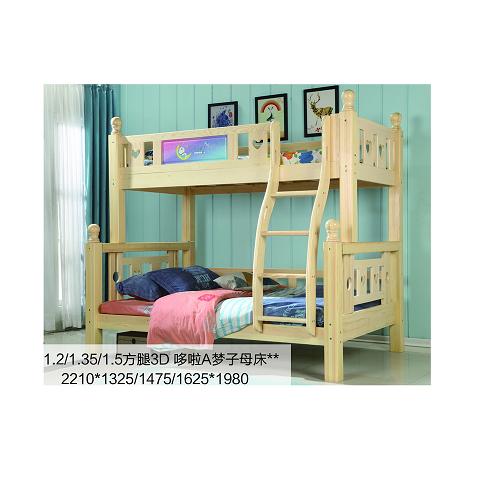 胜芳床铺批发 子母床 实木子母床 儿童床 上下床 实木上下床 高低床 双层床批发 卧室家具 儿童家具 恒泰家具