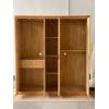 橡木衣柜柜子衣橱橡木大衣柜