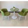 胜芳餐桌椅批发 复古式餐桌钢木家具 快餐桌椅 卓群家具
