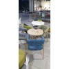 胜芳餐桌椅批发 复古式餐桌椅 主题餐桌椅 卓群家具